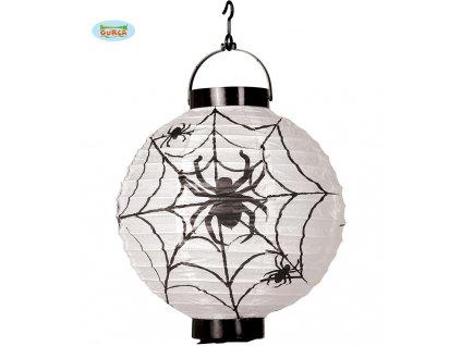 Lampion s LED světlem  Halloween