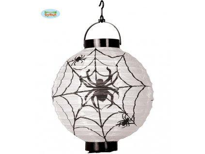 Lampion s LED světlem  Halloween