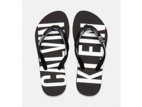 Calvin Klein Žabky Black&White S