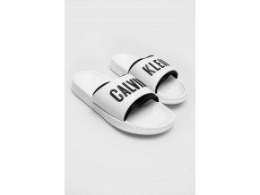 Calvin Klein Pantofle White XS