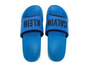Calvin Klein Pantofle Blue XS