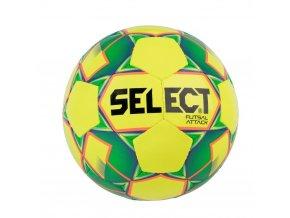 Select FB Futsal Attack žluto zelená 5ef6ccb73f