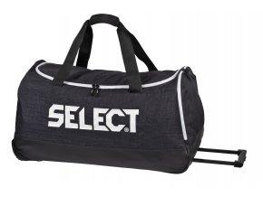 Select Teambag Lazio w/wheels černá