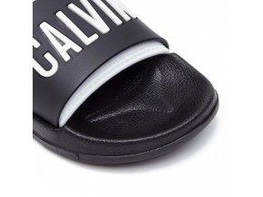 Calvin Klein Pantofle Intense Power Black M