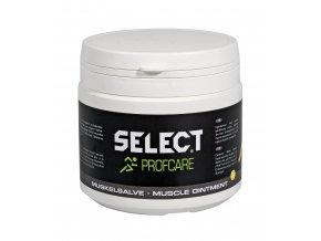 Mast na svaly Select Muscle ointment 2 transparentní