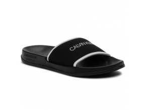 Calvin Klein Pantofle Core Neo Plus Black