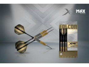 Šipky XQ MAX Steel Falcon - 23g