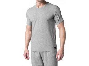 Calvin Klein Pánské Tričko All Grey S