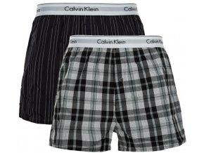 Calvin Klein 2Pack Trenky Vzorované M