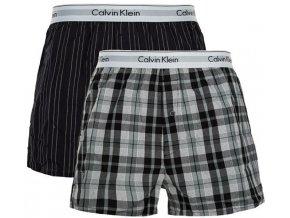 Calvin Klein 2Pack Trenky Vzorované XL