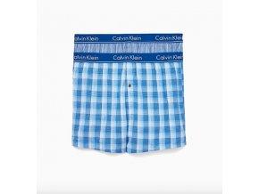Calvin Klein 2Pack Trenky Slim Fit Modré S