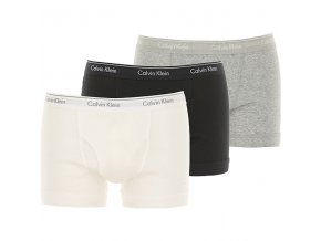 Calvin Klein 3Pack Boxerky Classic Fit S