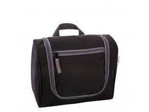 Travelite Cosmetic Bag L Black