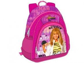 14 Hannah Montana purple batoh