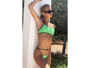 Hugz Plavky Ibiza Sport Bikini Zelené S