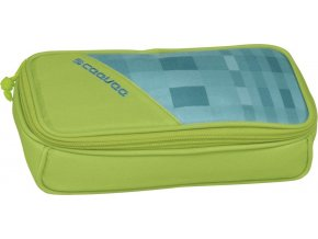 Ceevee Horizon Unibox Turquoise/green  praktický penál