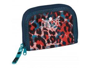 Chiemsee Twin zip wallet W16 Mega flow blue