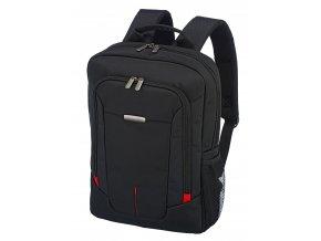 Travelite @Work Business backpack slim Black