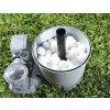 Filtrační kuličky PES AQUA CRYSTAL 1 kg  + textilní rouška ke každé objednávce zdarma