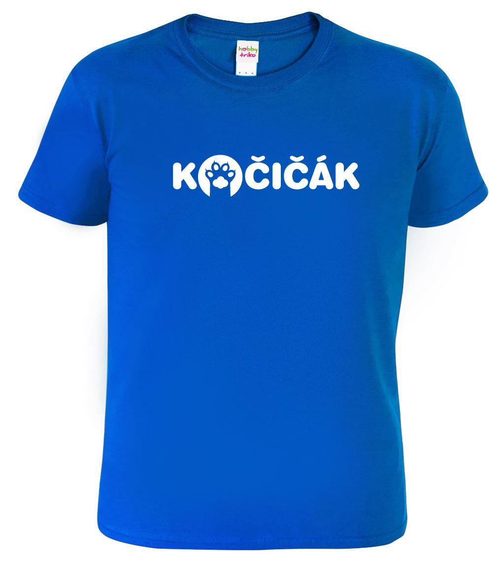 Pánské tričko s kočkou