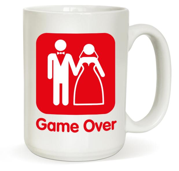 Svatební hrnečky