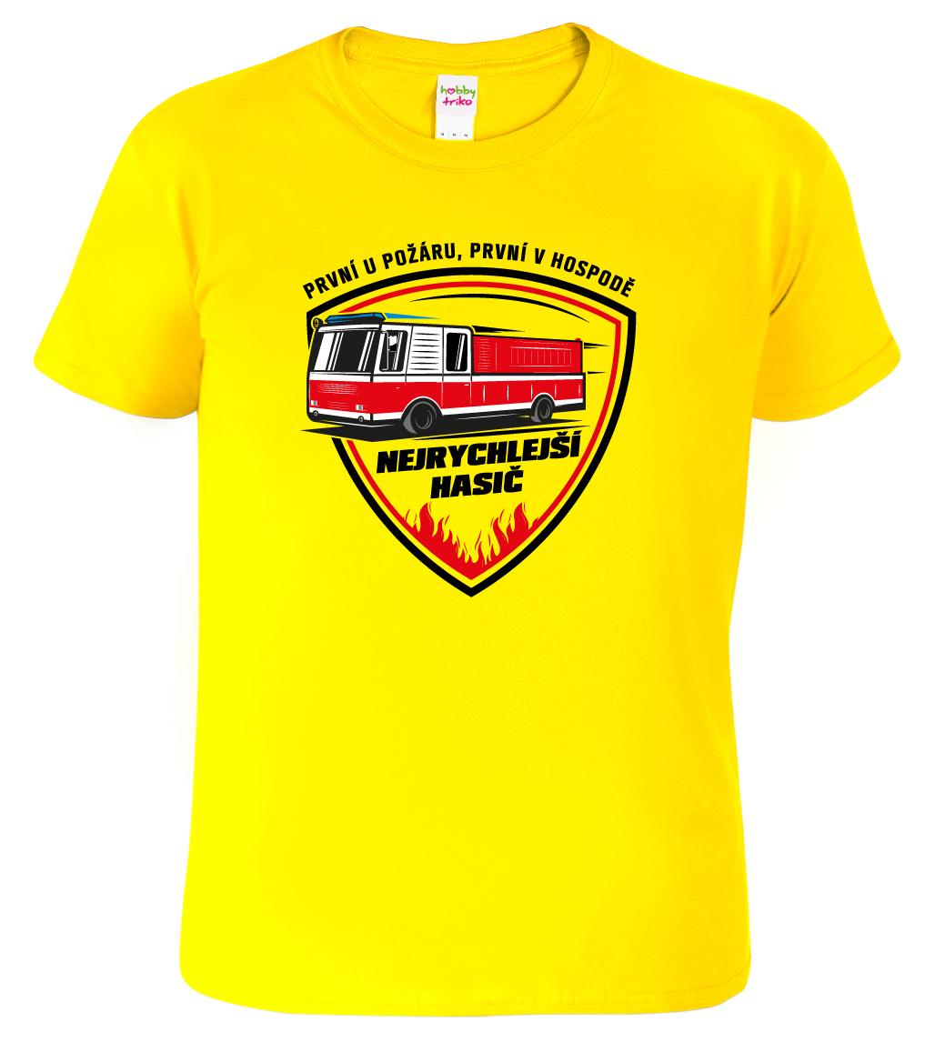 Pánské hasičské tričko