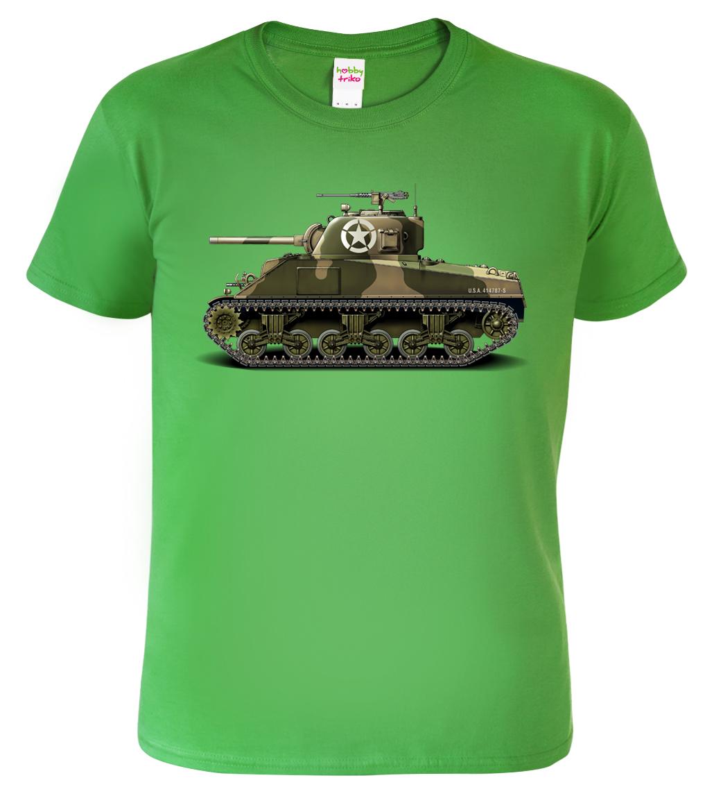 Dětské army tričko