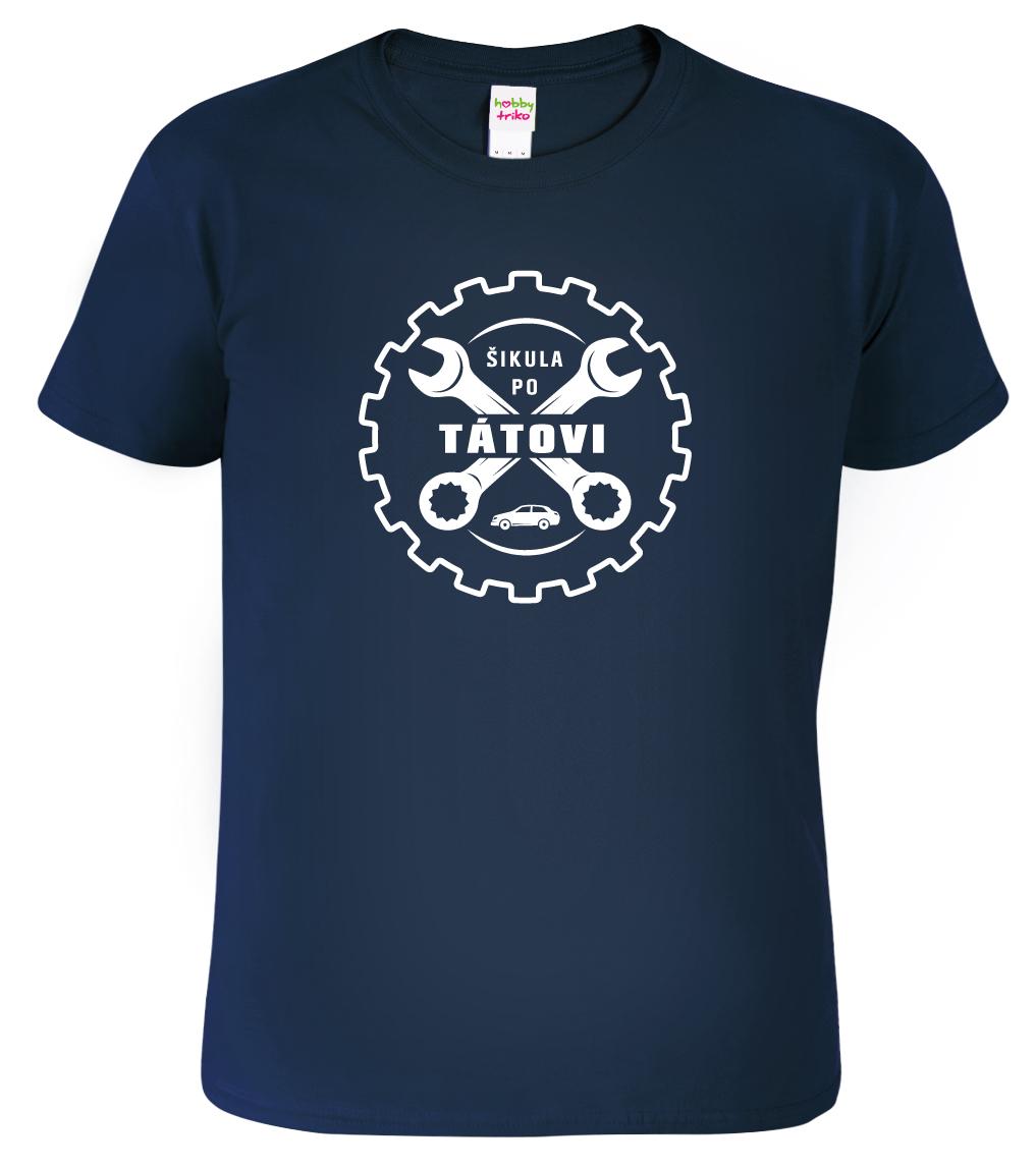 Dětské tričko automechanik