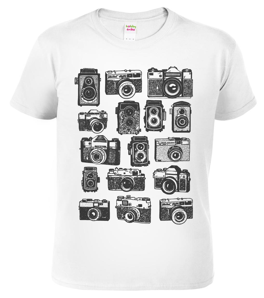 Pánské tričko pro fotografa