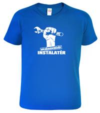 Pánské tričko pro instalatéra