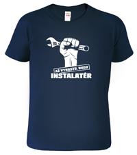 Dětské tričko instalatér