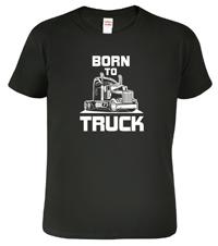 Pánské tričko pro kamioňáka