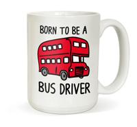 Hrneček pro řidiče autobusu