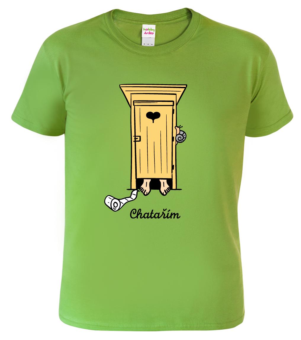 Pánské tričko pro chalupáře