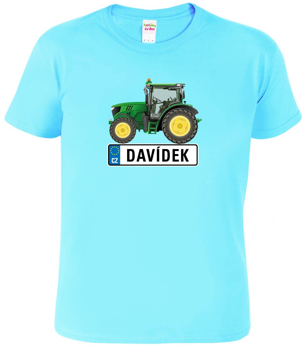 Dětské tričko pro zemědělce