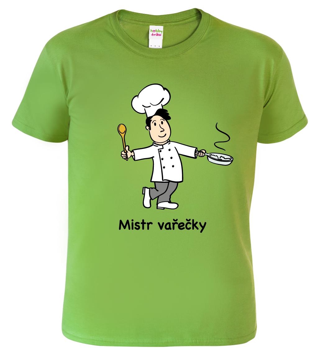 Pánské kuchařské tričko