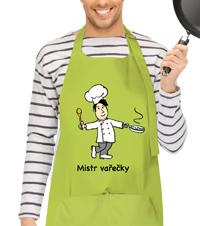 Kuchařské zástěry