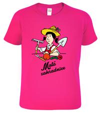 Dětské tričko pro zahrádkáře