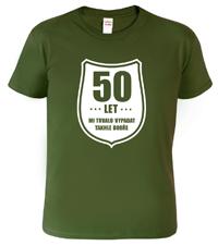 Dárek k 50. narozeninám