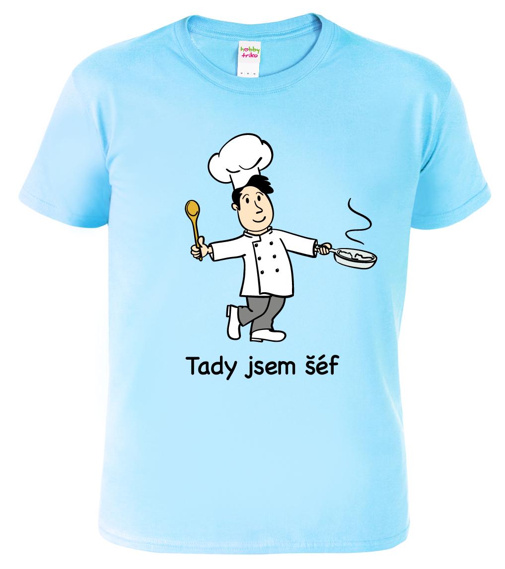 Dětské kuchařské tričko