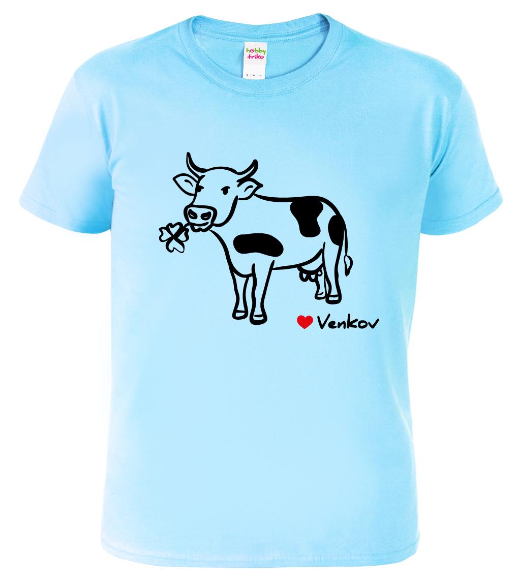 Dětské tričko pro chalupáře