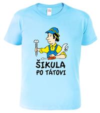 Dětské tričko opravář