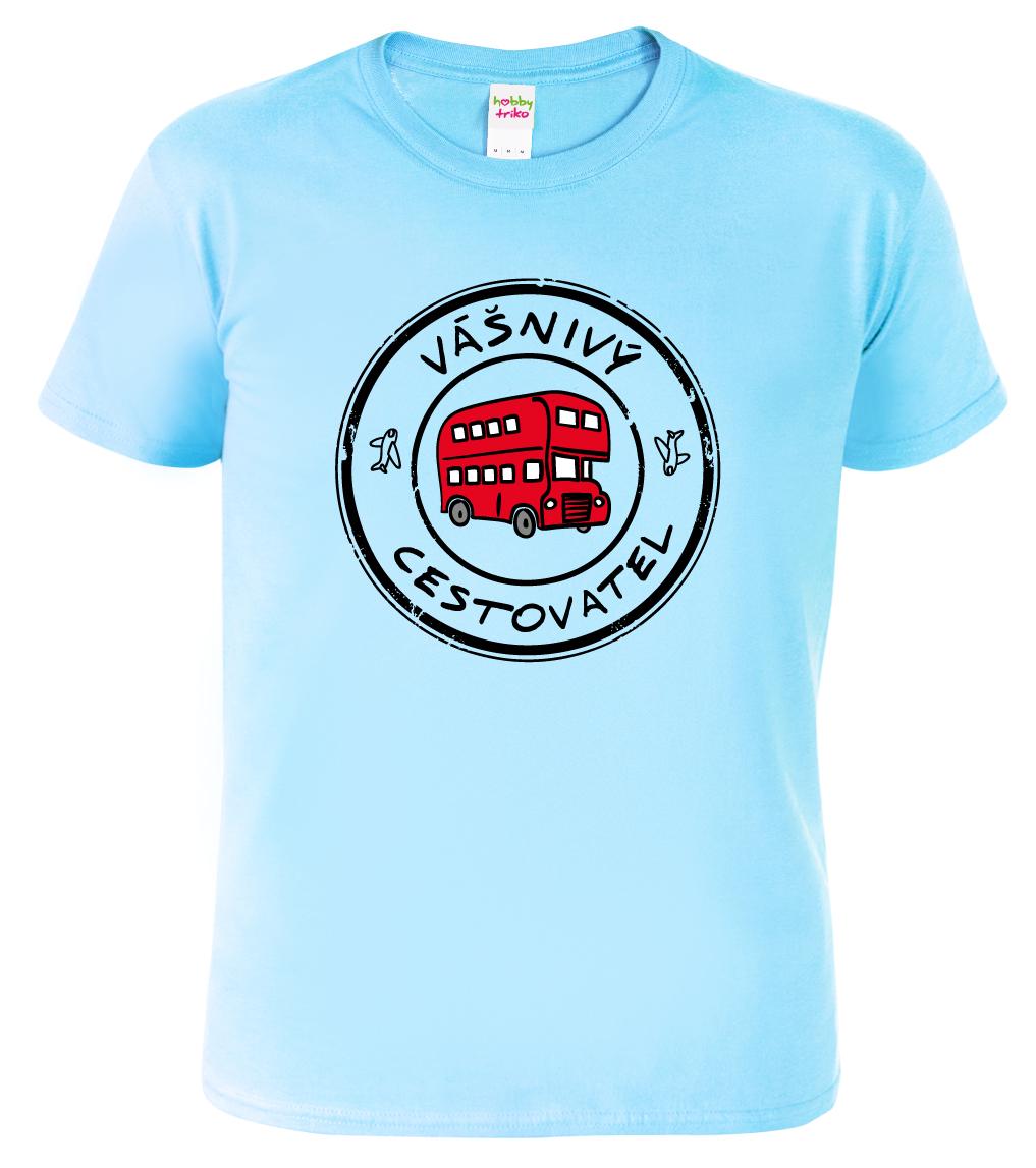 Dětské cestovatelské tričko