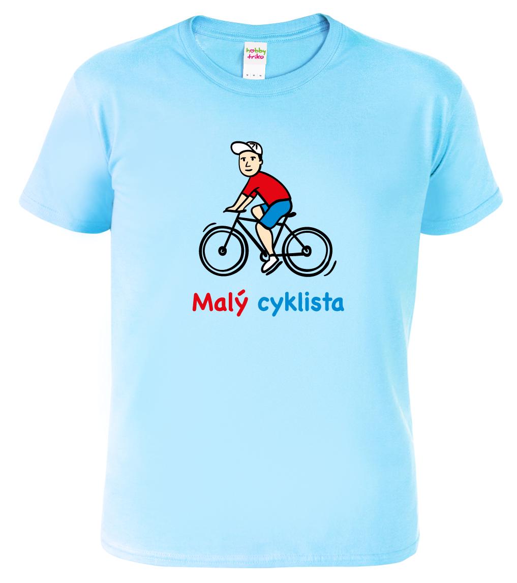 Dětské cyklistické tričko