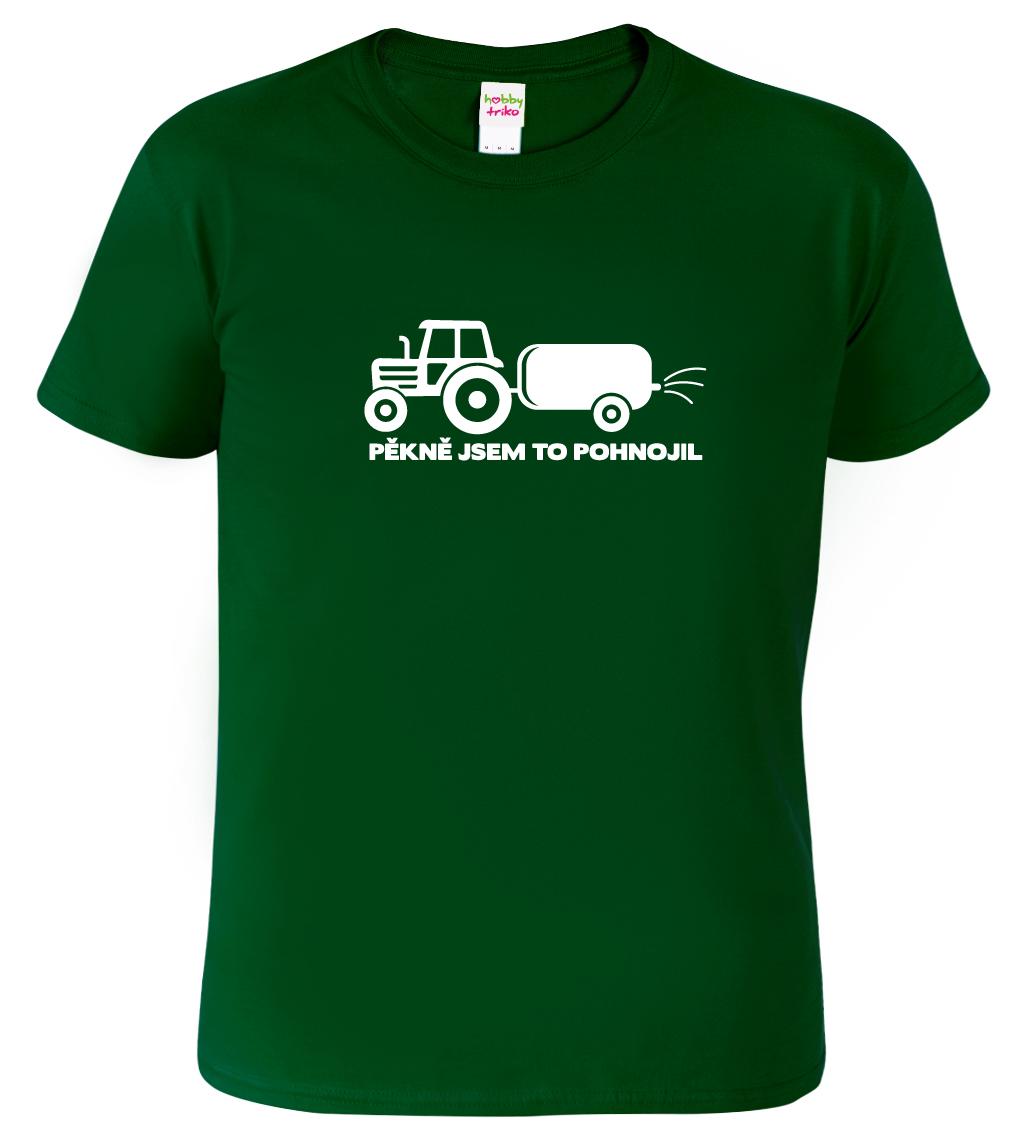 Pánské tričko pro zemědělce