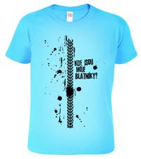 Pánské cyklistické tričko