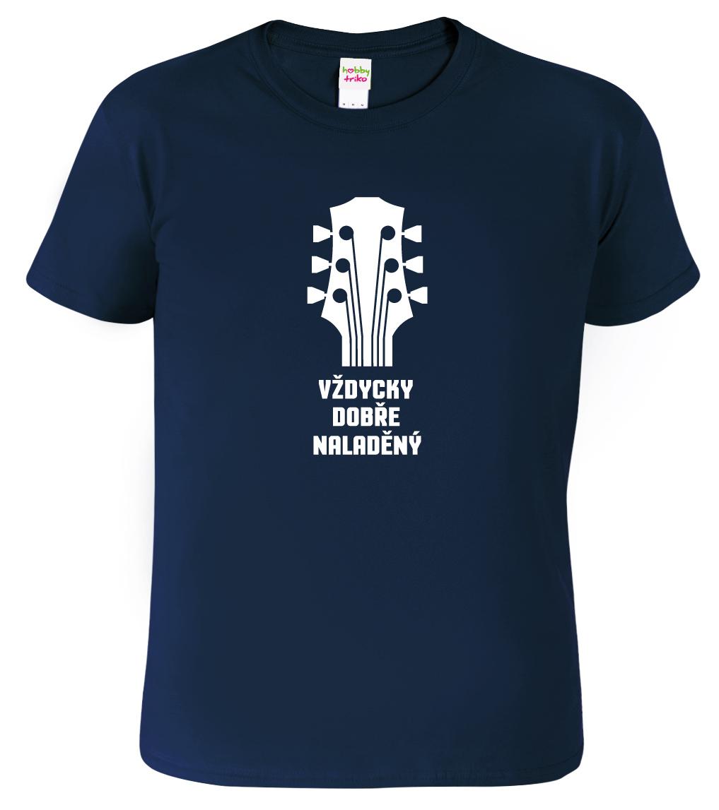 Pánské hudební tričko