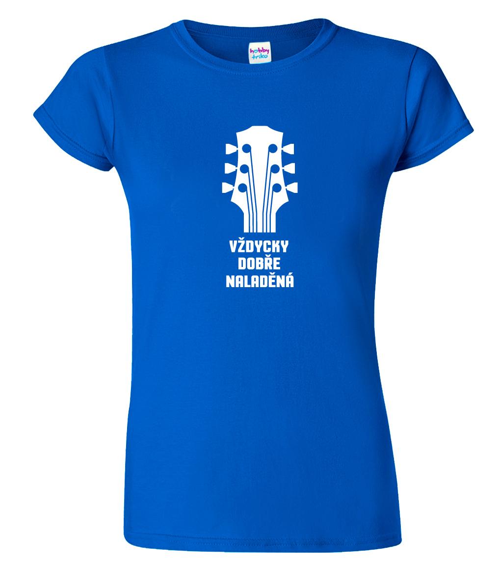Dámské hudební tričko
