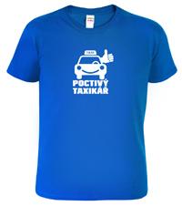Pánské tričko pro taxikáře