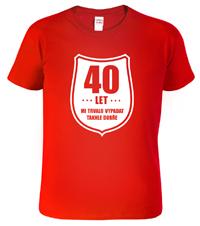 Dárek ke 40. narozeninám